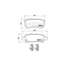 Μπαταρία Αυτοκινήτου Bosch S4001 12V 44AH-440EN