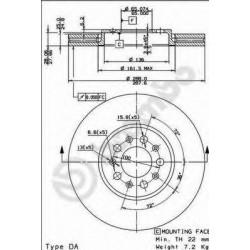 Δισκόπλακα AP 24847V