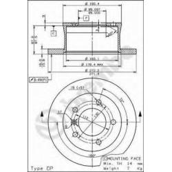 Δισκόπλακα AP 15376