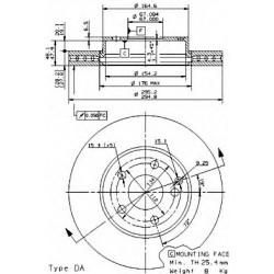 Δισκόπλακα AP 24897V