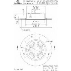 Δισκόπλακα AP 14861