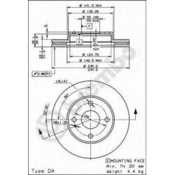 Δισκόπλακα AP 24370E