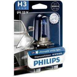 Philips H3 12V 55W Diamond...