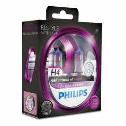 Λάμπες Philips  H4 Color...
