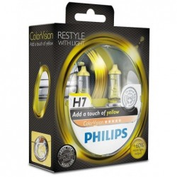 Philips  H7 Color Vision...