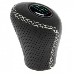 Gear Knob Semi-Leather...