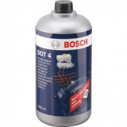Brake Fluid Bosch Dot 4  1 lt