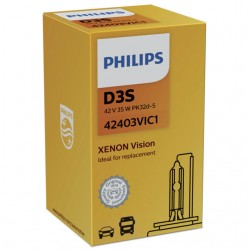 Λάμπα Philips D3S Xenon 42V...