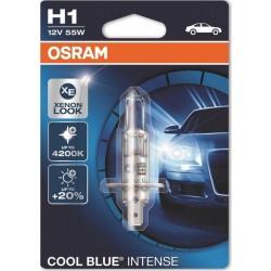 Λάμπα Osram H1 12V 55W Cool...