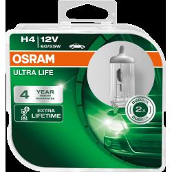 Λάμπες Osram H4 12V 60/55W...