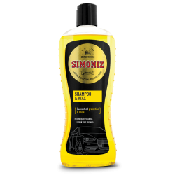 Simoniz Shampoo and Wax 500ml