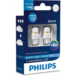 Λάμπες Philips T10 X-Treme...