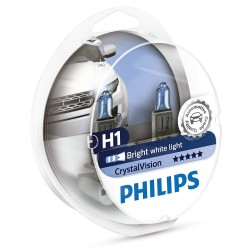 Philips H1 12V 55W Crystal...