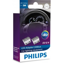 Canbus Adapter Philips 5W