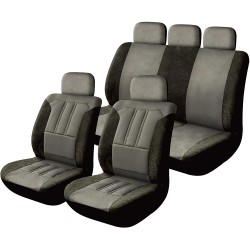 Front and Rear Seat Covers...