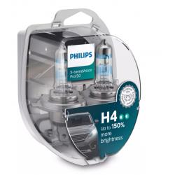 Λάμπες Philips H4 X-treme...