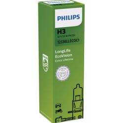 Λάμπα Philips H3 12V 55W...